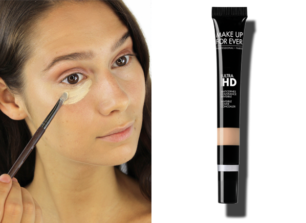 MAKE UP FOR EVER Ultra HD Invisible Cover Concealer in Y31