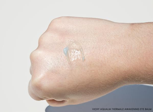 Vichy Aqualia Thermale Awakening Eye Balm Texture