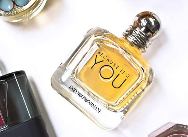 Giorgio Armani Emporio Armani Because It's You Eau de Parfum Spray Fragrance