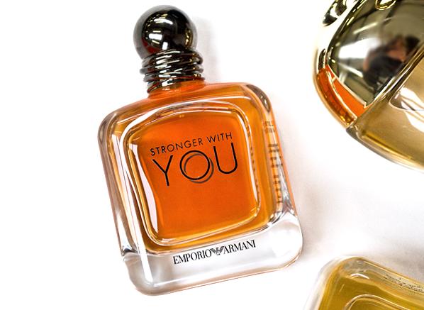 Giorgio Armani Emporio Armani Stronger With You Eau de Toilette Spray Fragrance