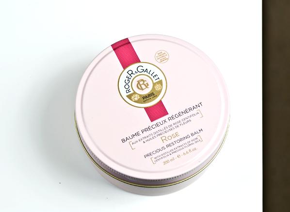 Roger & Gallet Rose Precious Restoring Body Balm Product Shot