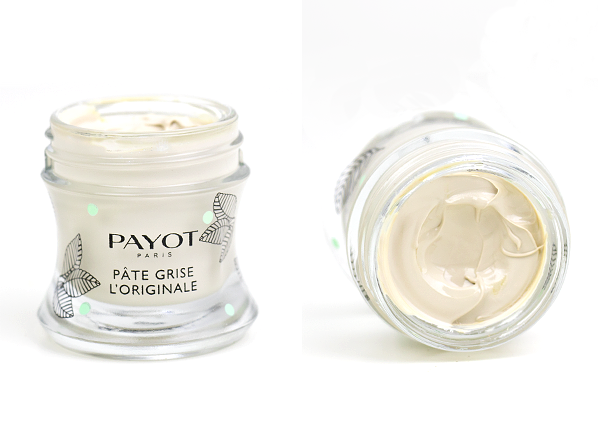 French Pharmacy Icons: PAYOT Pate Grise Product Shot & Texture Image
