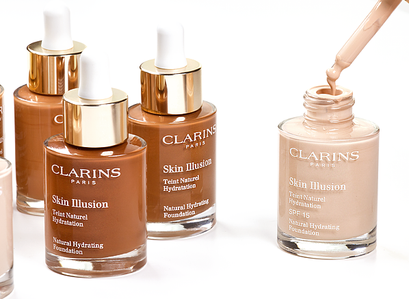 Clarins Skin Illusion Foundation The
