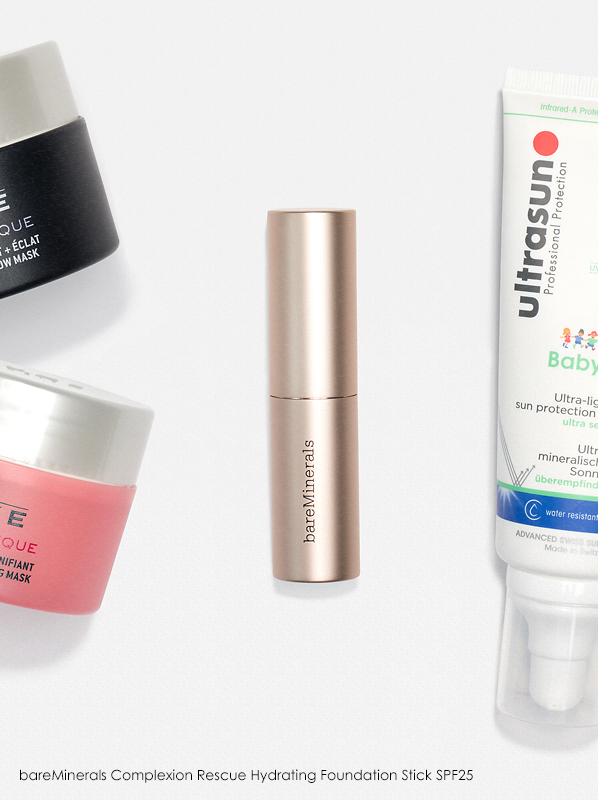 Escentual Monthly Beauty Favourites: bareMinerals Complexion Rescue Hydrating Foundation Stick