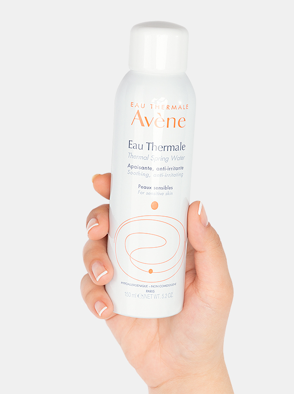 French Pharmacy Skincare First Loves: Avene Thermale Spring Water Spray