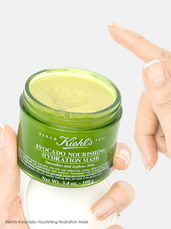Escentual Beauty Favourites: July 2019 | Chelsey picks Kiehl's Avocado Face Mask
