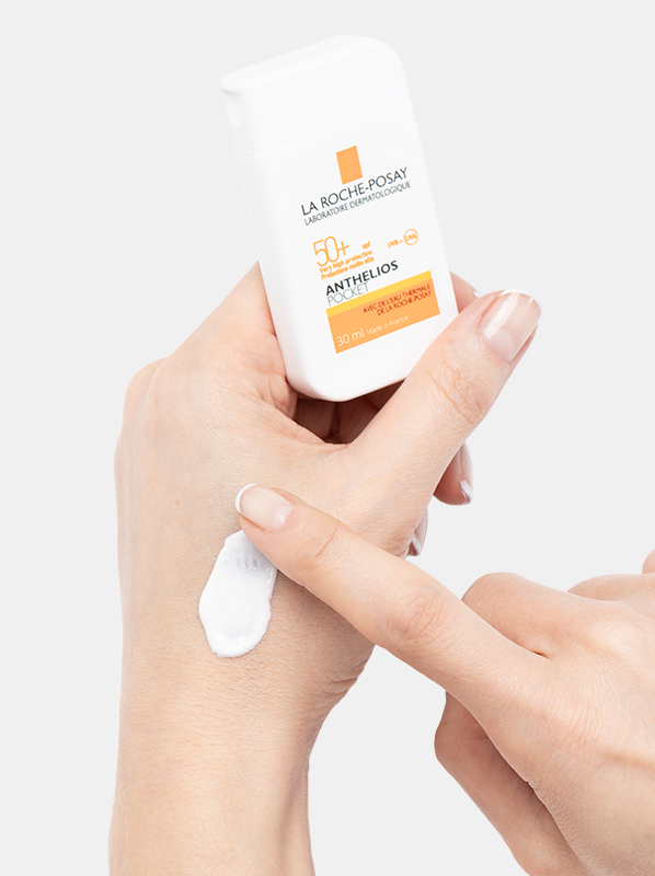 Must-Have Minis: La Roche-Posay Anthelios Pocket Sun Cream SPF50+