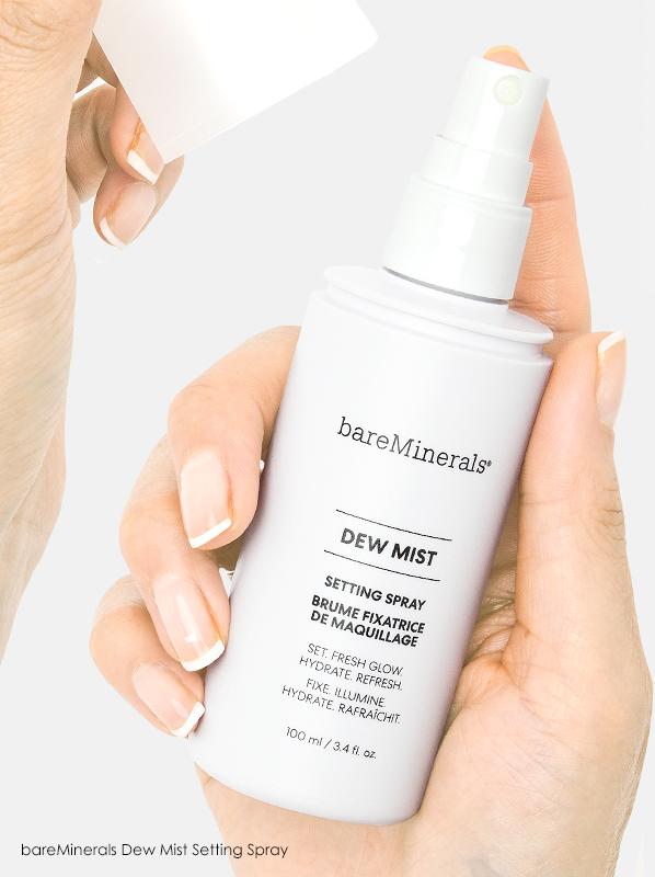 Escentual Beauty Favourites: July 2019 | Ceryn picks bareminerals dew mist setting spray