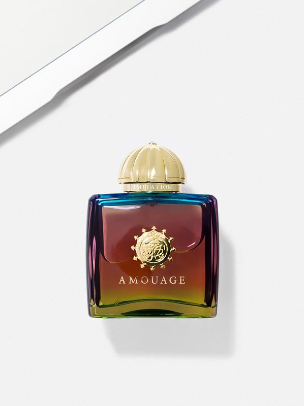 Best Colourful Perfumes: Amouage Imitation Woman