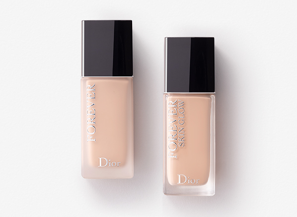 DIOR Forever Skin Caring Foundation Review and Swatches