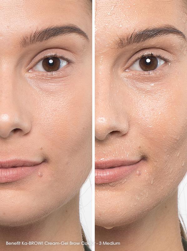 Best Waterproof Makeup: Benefit Ka-Brow Cream-Gel Brow Colour in 3 Medium