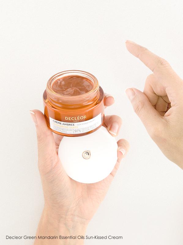 Decleor Green Mandarin Essential Oils Sun-Kissed Cream