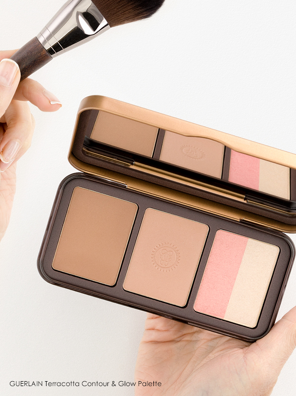 Inside Elisabeth's Holiday Makeup Bag: GUERLAIN Terracotta Contour & Glow Palette