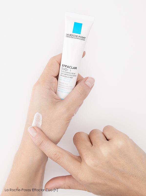 Summer Skin Concerns: La Roche Posay Effaclar Duo [+]