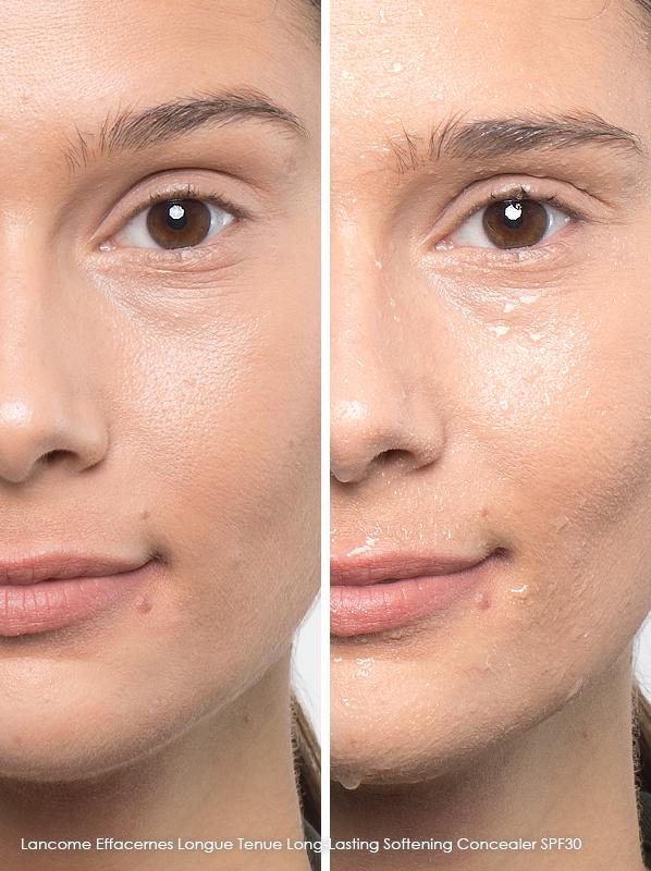 Best Waterproof Makeup: Lancome Effacernes Longue Tenue Long-Lasting Softening Concealer in 02 Beige Sable