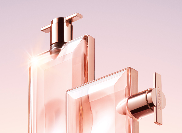 Lancome Idole: The Bottle