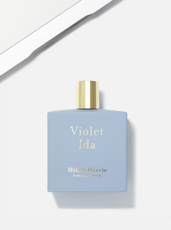 Best Colourful Perfumes: Miller Harris Violet Ida Perfume