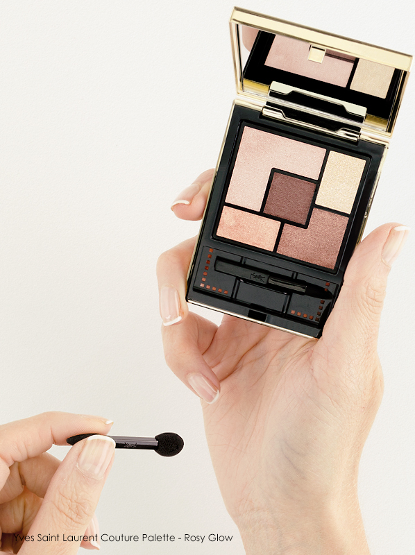 Inside Elisabeth's Holiday Makeup: YSL Eyeshadow Palette Shade 14