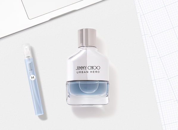 Best Fragrances of 2019: Jimmy Choo Urban Hero Eau de Parfum Spray
