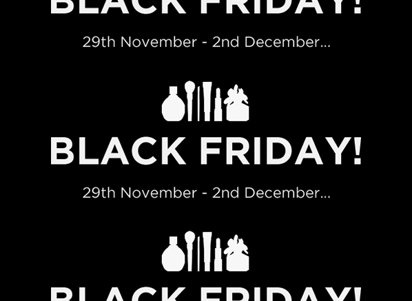 Escentual Black Friday Beauty Deals