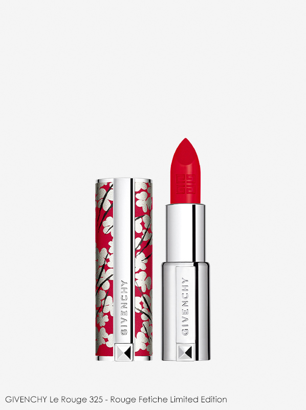 GIVENCHY Le Rouge 325 - Rouge Fetiche Limited Edition