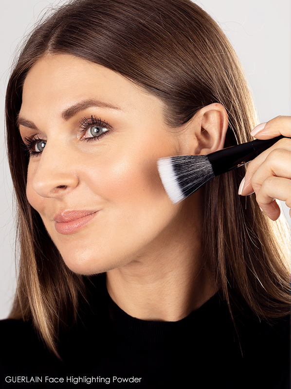 5 autumn beauty trends to pull off: highlighted skin
