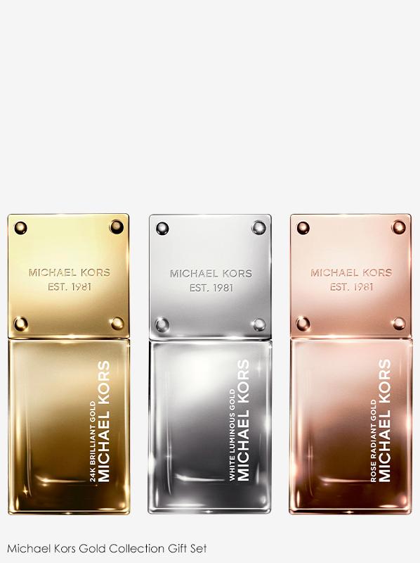 Best Black Friday Fragrance Deals: Michael Kors Gold Collection Gift Set