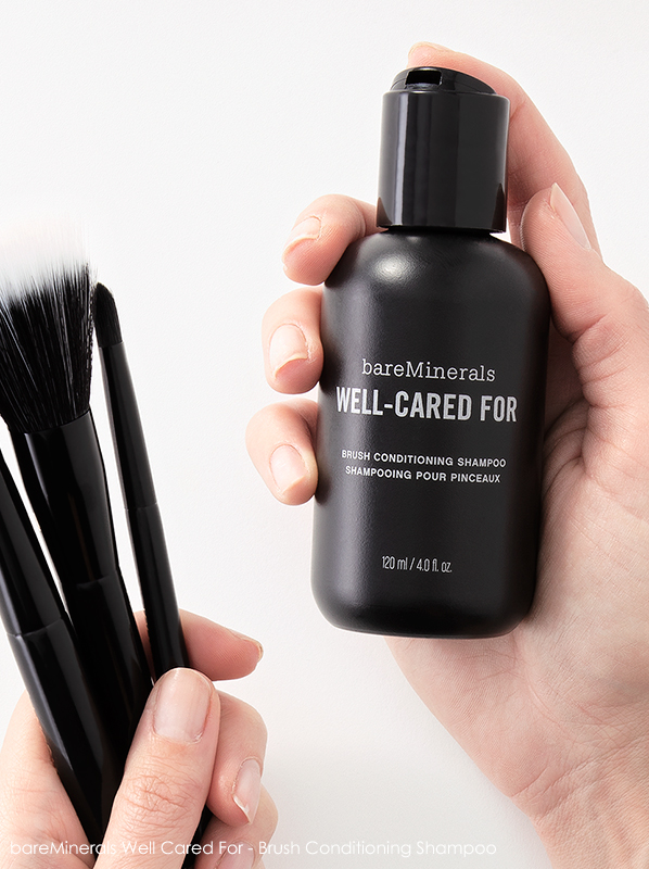 bareMinerals Well Cared For - Brush Conditioning Shampoo