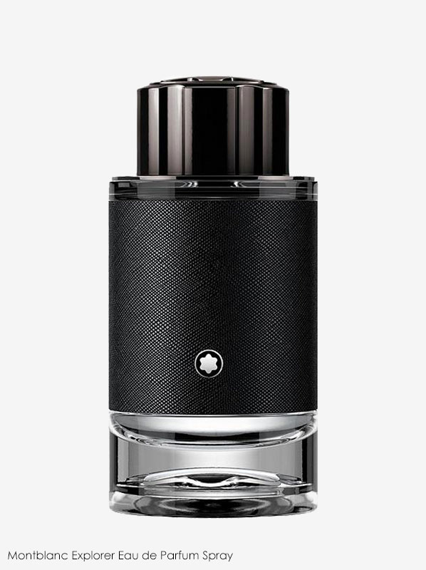 Image of Montblanc Explorer fragrance bottle on a plain white background