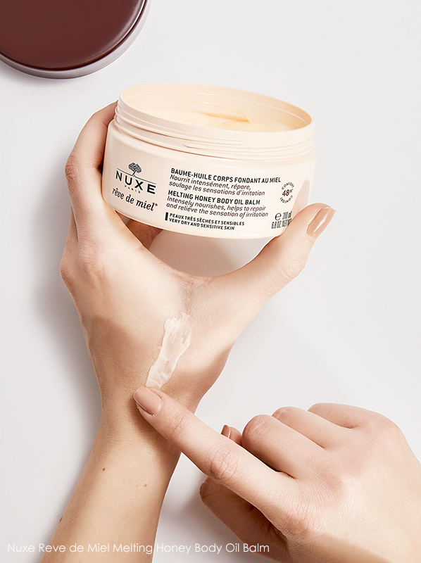 Nuxe Reve de Miel Melting Honey Body Oil Balm