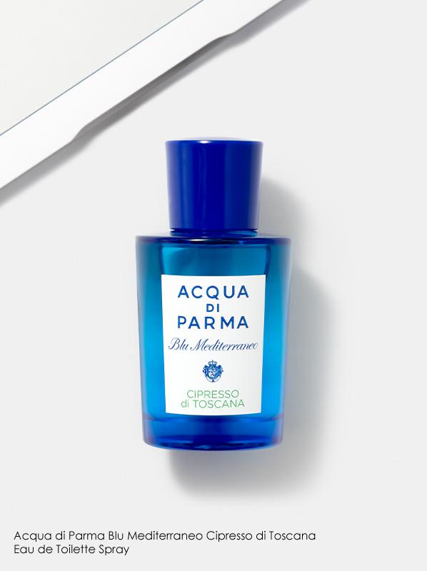 best lavender fragrances: Acqua di Parma Blu Mediterraneo Cipresso di Toscana Eau de Toilette Spray