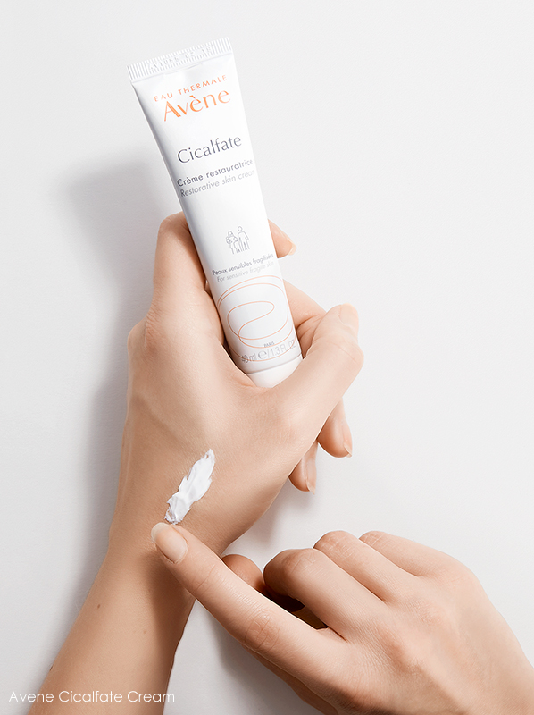 6 Cult French Skincare Products: Avene Cicalfate
