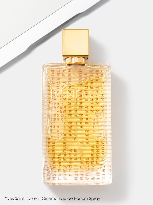 Image of Yves Saint Laurent Cinema Eau de Parfum perfume bottle
