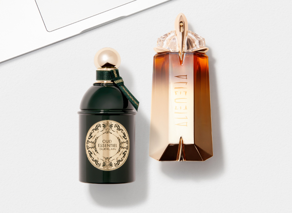 4 Unlikely Perfume Power Couples