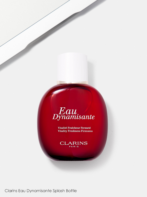 Image of Clarins Eau Dynamisante Splash Bottle