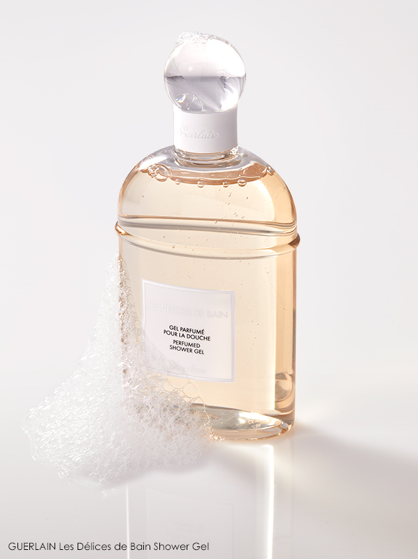 Best Shower Gels: Guerlain Les Delices de Bain Shower Gel