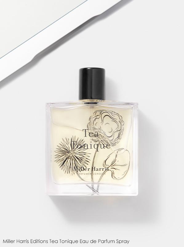 Image of Miller Harris Tea Tonique Eau de Parfum fragrance bottle