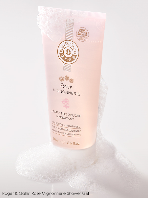 Best Shower Gels: Roger & Gallet Rose Mignonnerie Shower Gel