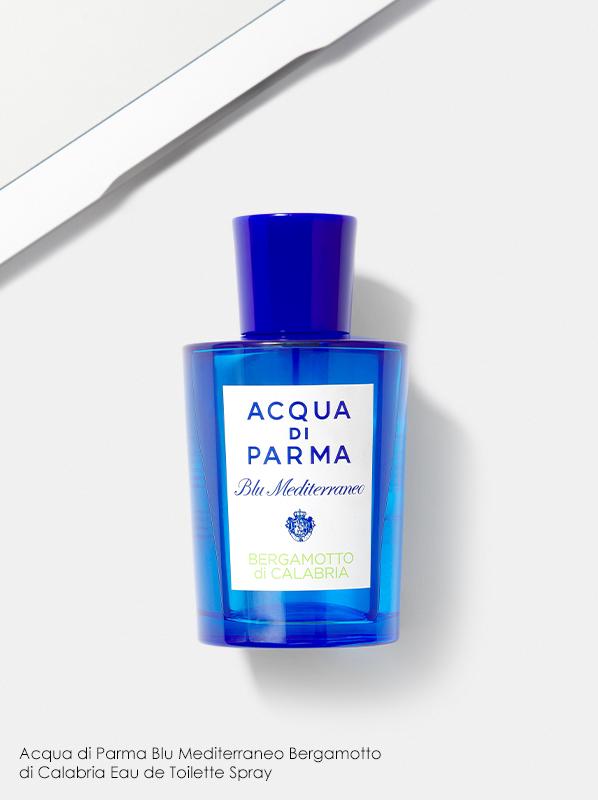 Citrus Fragrances: Acqua di Parma Blu Mediterraneo Bergamotto di Calabria