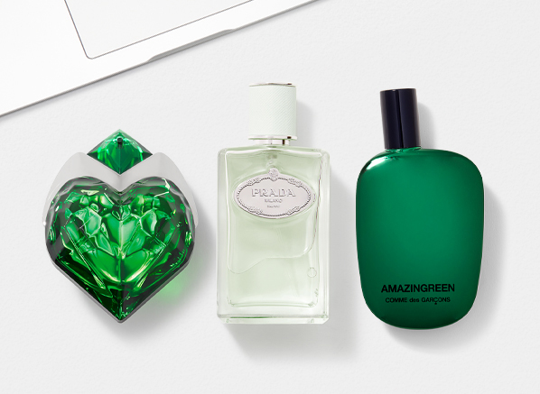 Spring Scents: Green Fragrances