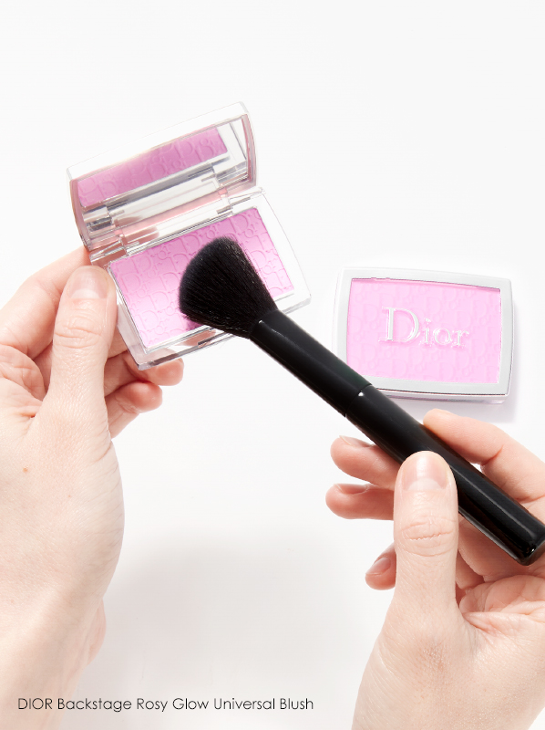 Discontinued Face Powders: Image of Dior Backstage Rosy Glow Universal Blush