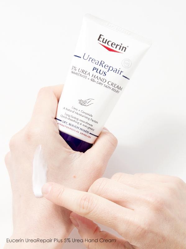 Eucerin UreaRepair Plus 5% Urea Hand Cream