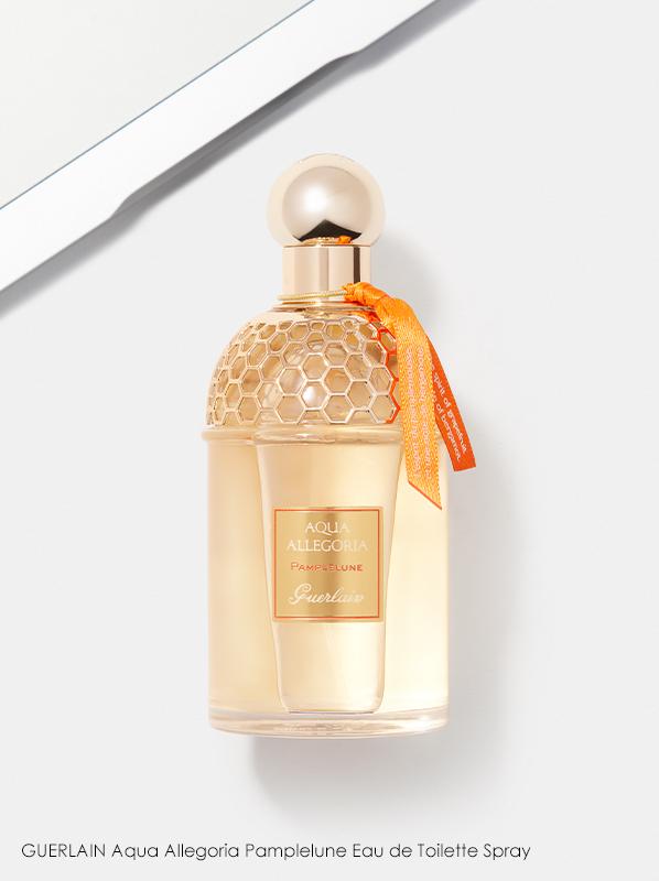 Citrus Fragrances: Guerlain Aqua Allegoria Pamplelune
