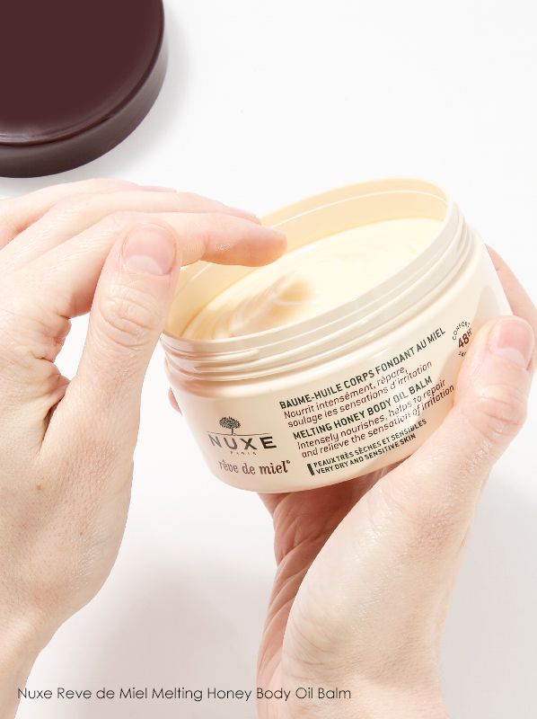 Image of Nuxe Reve de Miel Melting Honey Body Oil Balm