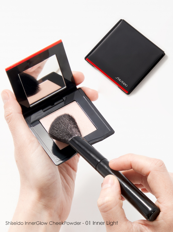 Discontinued Face Powders: Image of Shiseido Inner Glow Face Powder