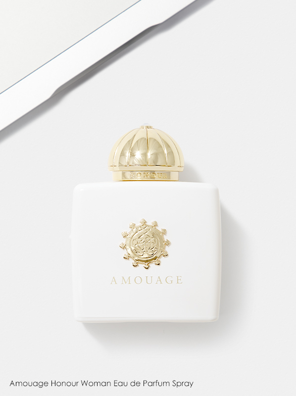 Floral Fragrances: Amouage Honour Woman Perfume