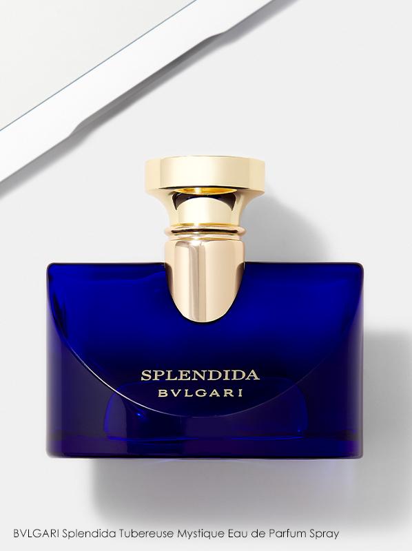 Fruity Fragrances: Bvlgari Splendida Mystique perfume