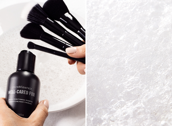 How To Clean Your Makeup Brushes Like...