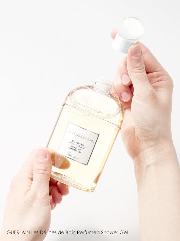 Self-Care Ideas: GUERLAIN Les Délices de Bain Shower Gel