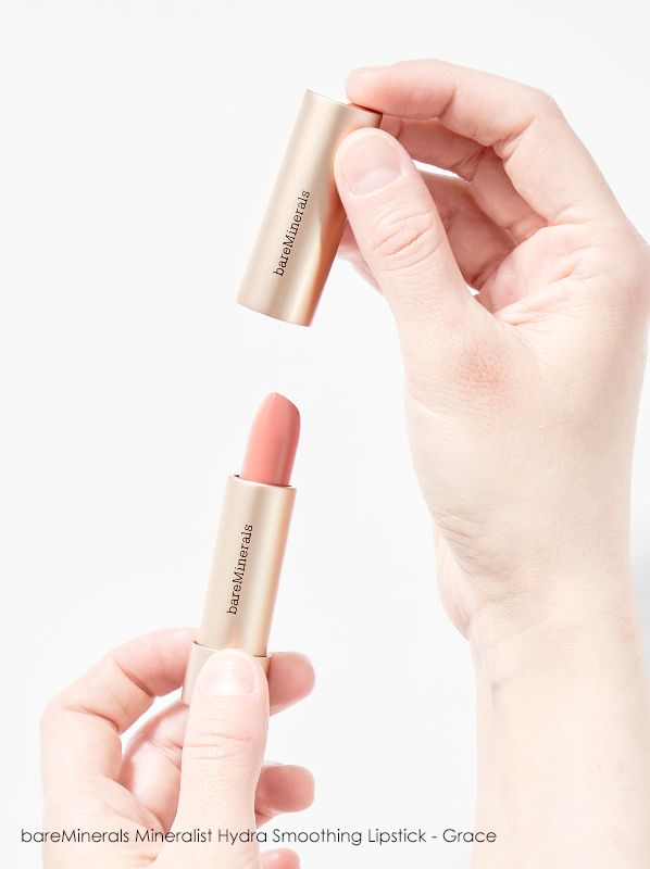 Monthly Favourites Loved By Our Team and Customers: bareMinerals Mineralist Hydra Smoothing Lipstick